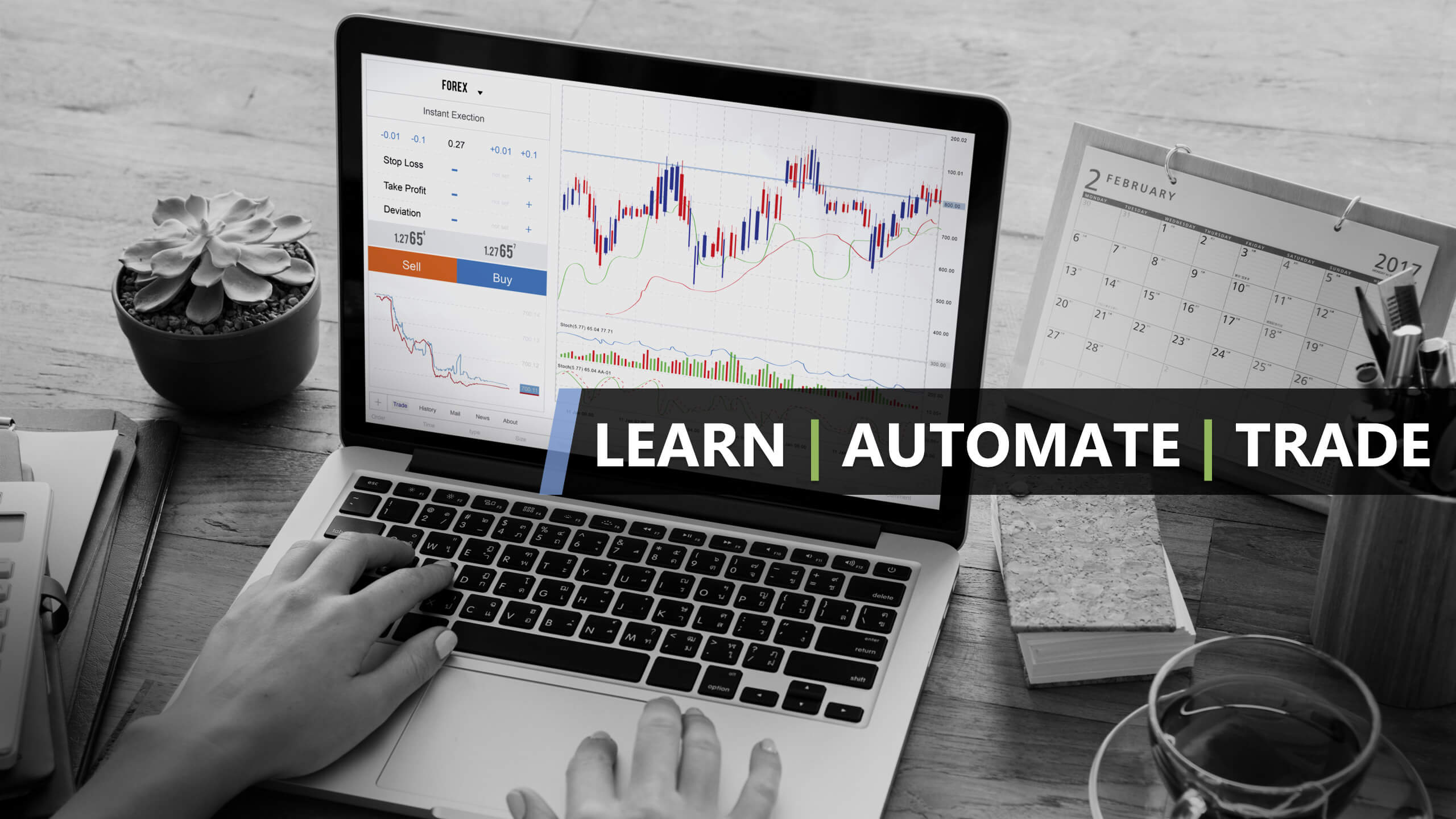 Algorithmic Trading Course - Training for Traders, Quants